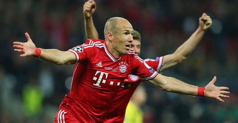 Arjen Robben ประวัติ Arjen Robben