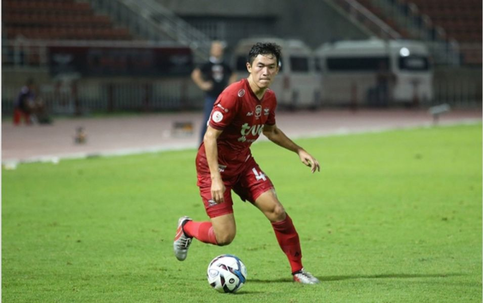 """""""ณัฐวุฒิ"""" บอกชัดเจนขอทำหน้าที่ให้ดีที่สุดในนามทีมชาติไทย ณัฐวุฒิ บอกชัดเจนขอทำหน้าที่ให้ดีที่สุดในนามทีมชาติไทย"""