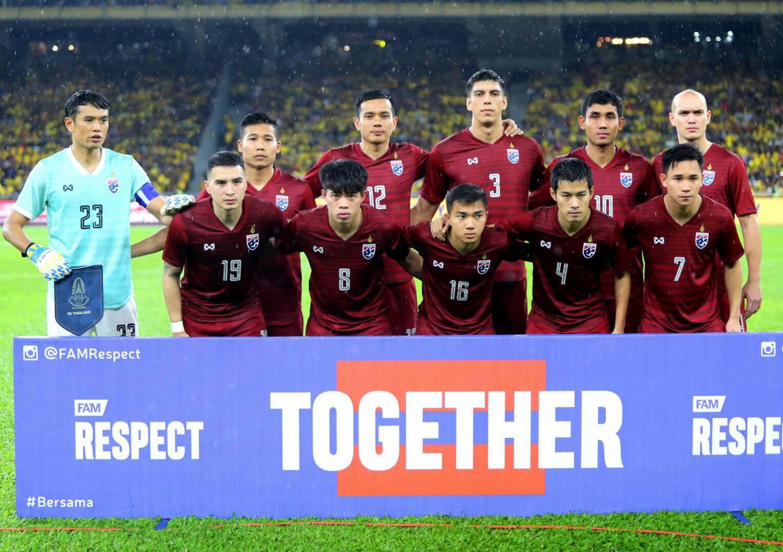 ส่งท้ายปีโควิด ทีมชาติไทยได้อันดับเลขสวย ส่งท้ายปีโควิด ทีมชาติไทยได้อันดับเลขสวย