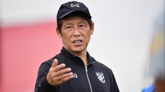 ส.บอลส่งนิชิโนะแลกเปลี่ยนความคิดทีมไทยลีกก่อนเตรียมทีมคัดบอลโลก
