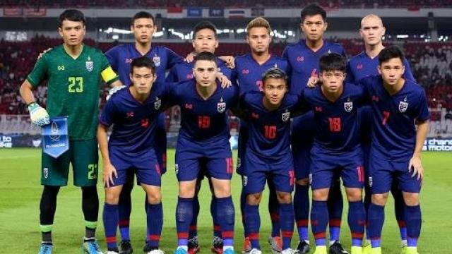 ส่งท้ายปีโควิด ทีมชาติไทยได้อันดับเลขสวย