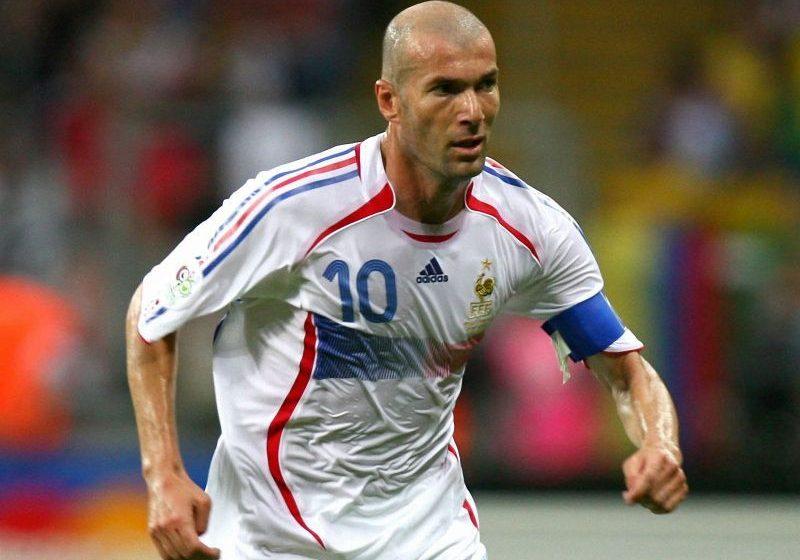 ประวัติ Zinédine Zidane
