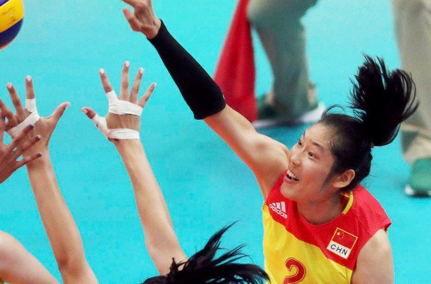 จู ถิง : ต้องพัฒนาตัวเองให้ดีที่สุดเพื่อโอลิมปิกเกมส์