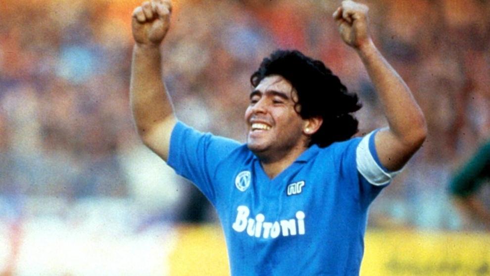 นาโปลี Maradona