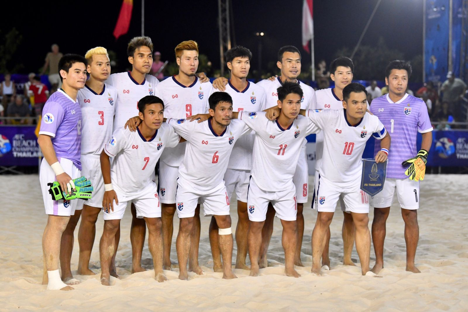 เอเอฟซียกเลิกฟุตซอลเอเชีย-ฟุตบอลชายหาดเอเชีย