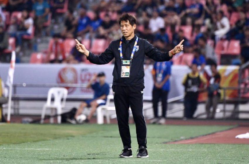 นิชิโนะยังรอกลับไทยสั่งทีมสตาฟฟ์เช็กฟอร์มนักเตะ