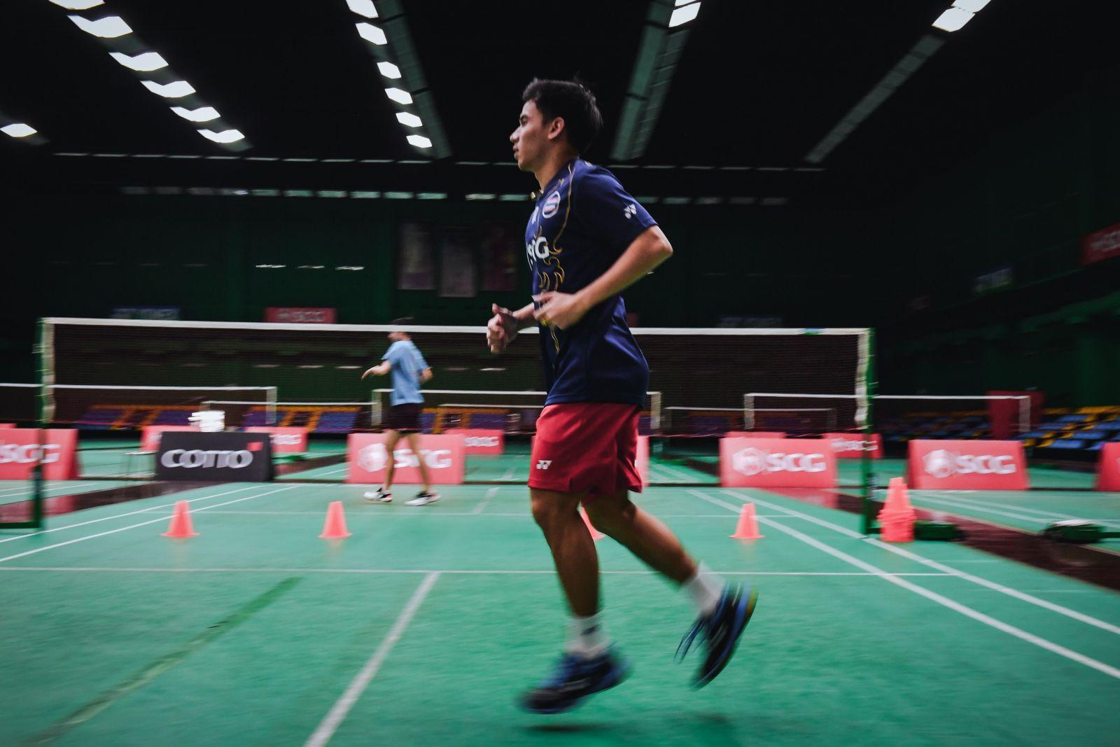 นักตบขนไก่ไทย บาส-ปอป้อ ตั้งเป้าคว้าทองโอลิมปิก