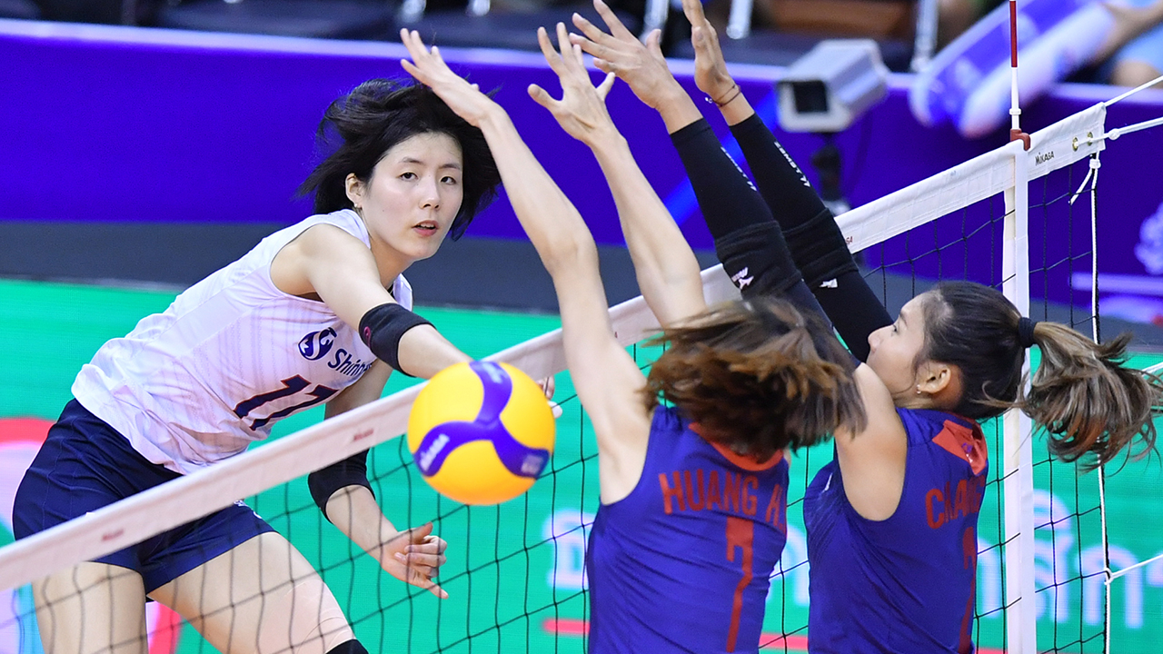 อี ดายอง กับ อี แจยอง เลขาฯลูกยางเกาหลี รับการแบนคู่แฝด ดายอง-แจยอง ทำลุ้นเหรียญโอลิมปิกยาก