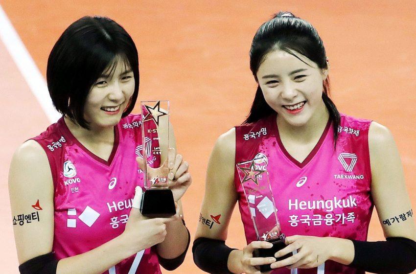 เลขาฯลูกยางเกาหลี รับการแบนคู่แฝด ดายอง-แจยอง ทำลุ้นเหรียญโอลิมปิกยาก