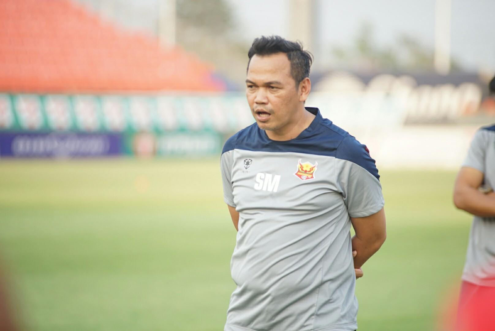โค้ชสมชาย