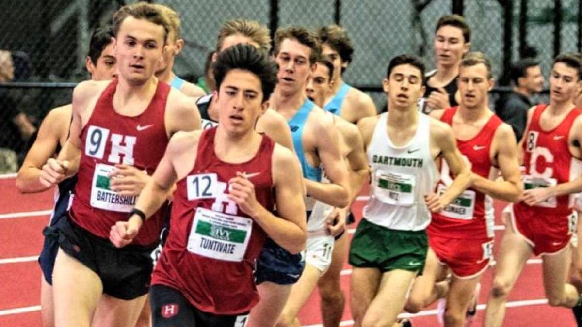 คีริน ตันติเวทย์ หนุ่มนักวิ่ง