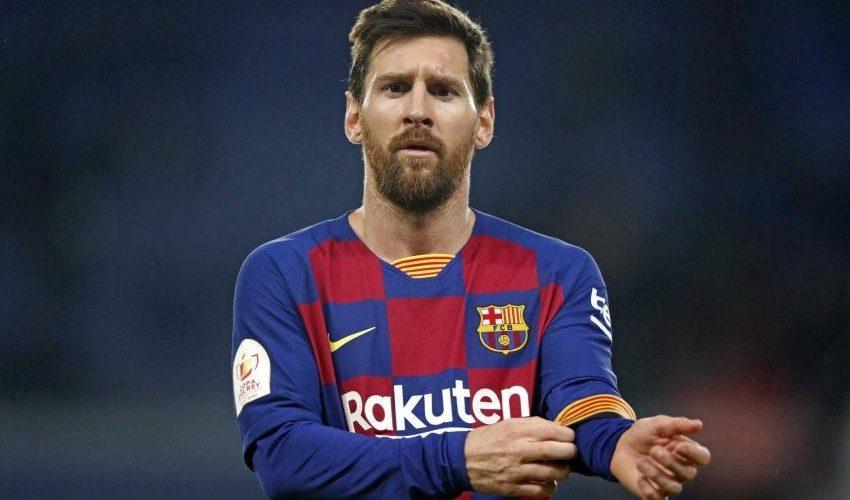 แฟนบอลรอเฮ พ่อ เมสซี บินด่วนกลับสเปน จ่อถกสัญญาใหม่บาร์ซา