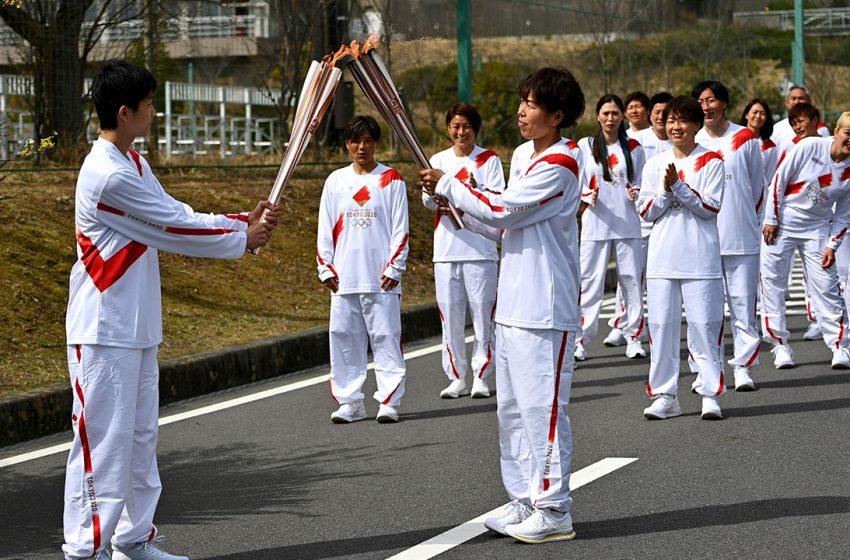 ญี่ปุ่นวางแผนวิ่งฉลองคบเพลิงโอลิมปิก 2020 ทั่วประเทศ 121 วัน