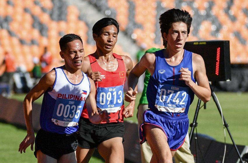 คีริน สถิติมหัศจรรย์ วิ่ง โอลิมปิก ครั้งแรก