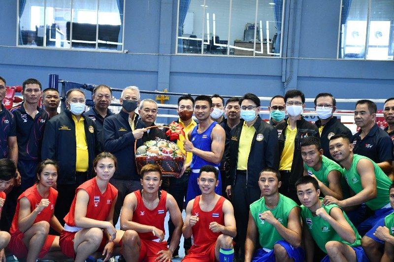 มวยสากลทีมชาติไทย