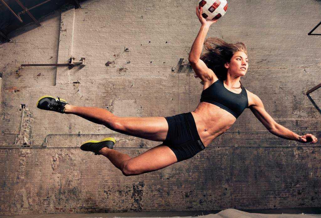 hope amelia solo นักกีฬาสาวเซ็กซี่ : Hope Amelia Solo โฮป อาเมเลีย โซโล