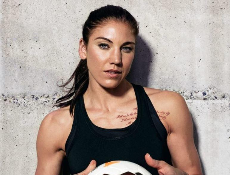 hope amelia solo 9sports sexy sport women