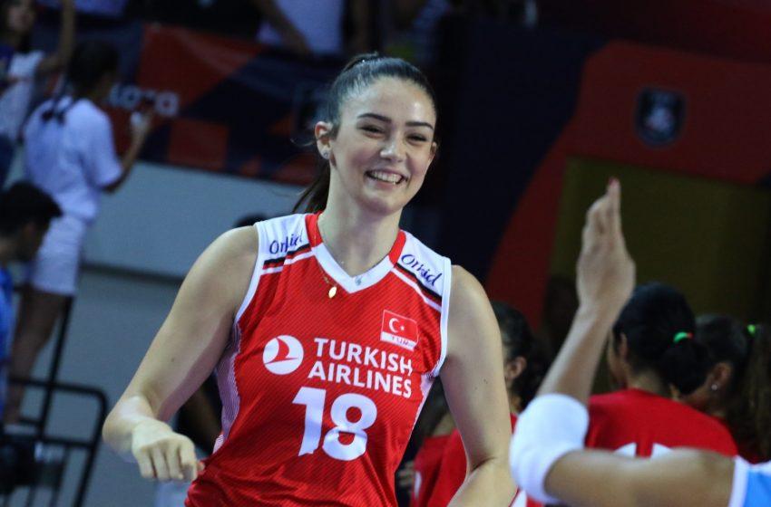 นักกีฬาสาวเซ็กซี่ : Zehra Gunes เซห์ร่า กูเนส