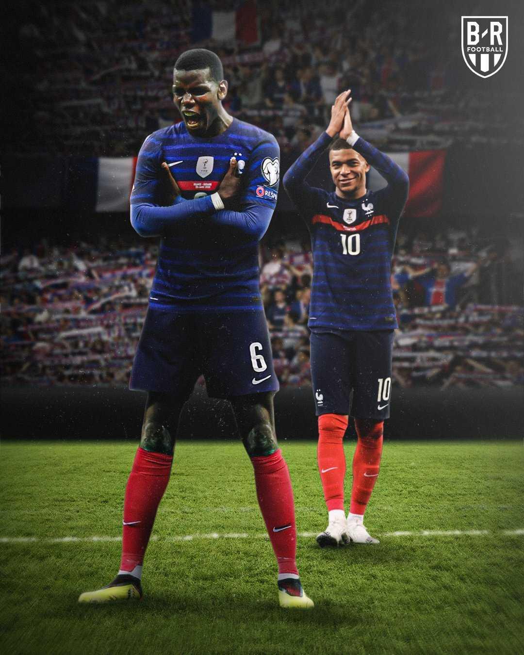 ป็อกบารับฝรั่งเศสต้องแชมป์สถานเดียวให้สมเป็นทีมรวมดาวดัง