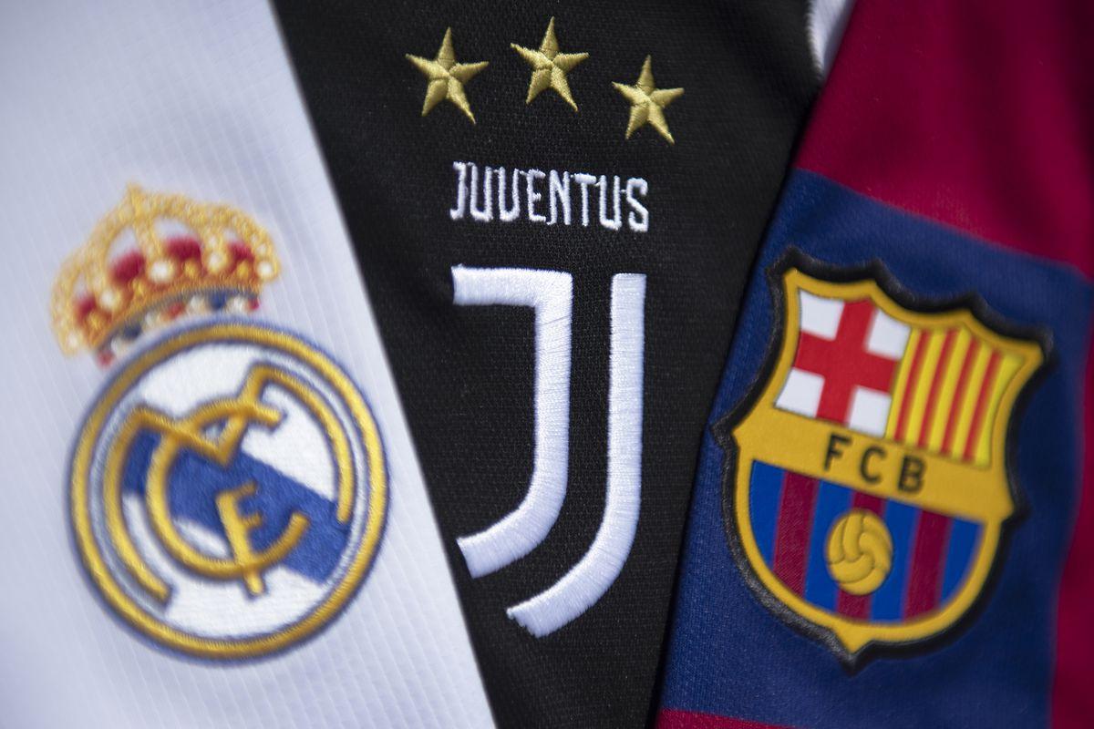 UEFA ถอนฟ้อง 3 ทีมยักษใหญ่ ยุติเรื่องราว ยูโรเปี้ยน ซูเปอร์ลีก