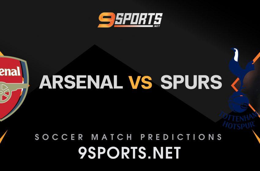 ทีเด็ดวิเคราะห์บอล 9Sports Premier League อาร์เซน่อล VS สเปอร์ส