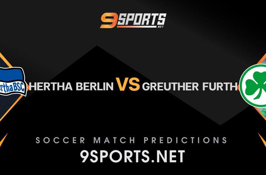 ทีเด็ดวิเคราะห์บอล 9Sports Germany BundesLiga แฮร์ธ่า เบอร์ลิน VS กรอยเธอร์ เฟือร์ธ