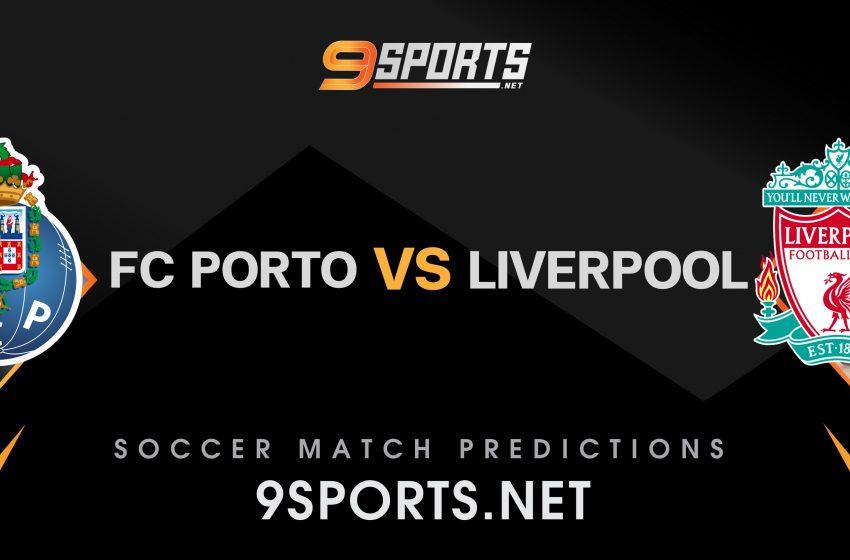 ทีเด็ดวิเคราะห์บอล 9Sports UEFA Champions League 2021-2022 ปอร์โต้ VS ลิเวอร์พูล