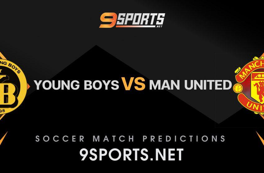 ทีเด็ดวิเคราะห์บอล 9Sports UEFA Champions League 2021-2022) ยัง บอยส์ VS แมนเชสเตอร์ ยูไนเต็ด