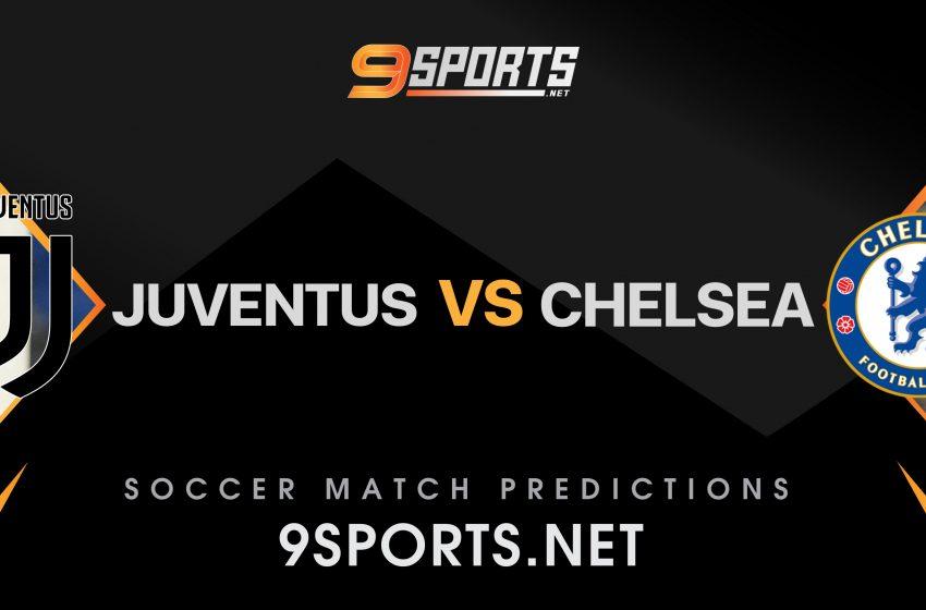 ทีเด็ดวิเคราะห์บอล 9Sports UEFA Champions League 2021-2022 ยูเวนตุส VS เชลซี