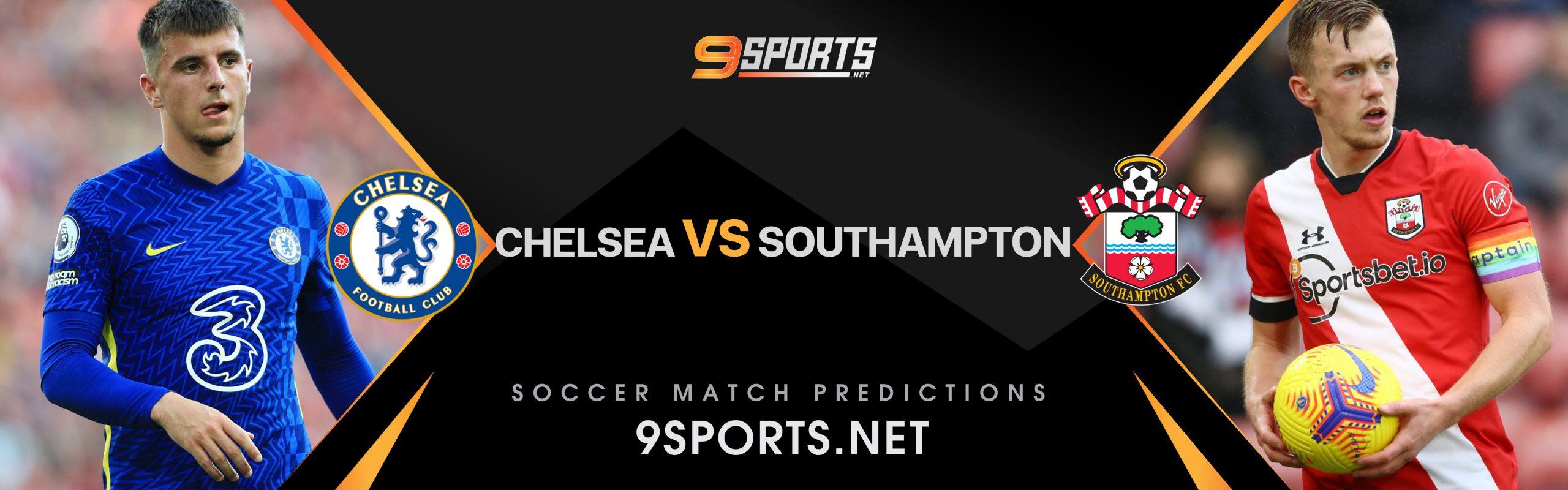 ทีเด็ดวิเคราะห์บอล 9Sports Premier League เชลซี VS เซาแธมป์ตัน