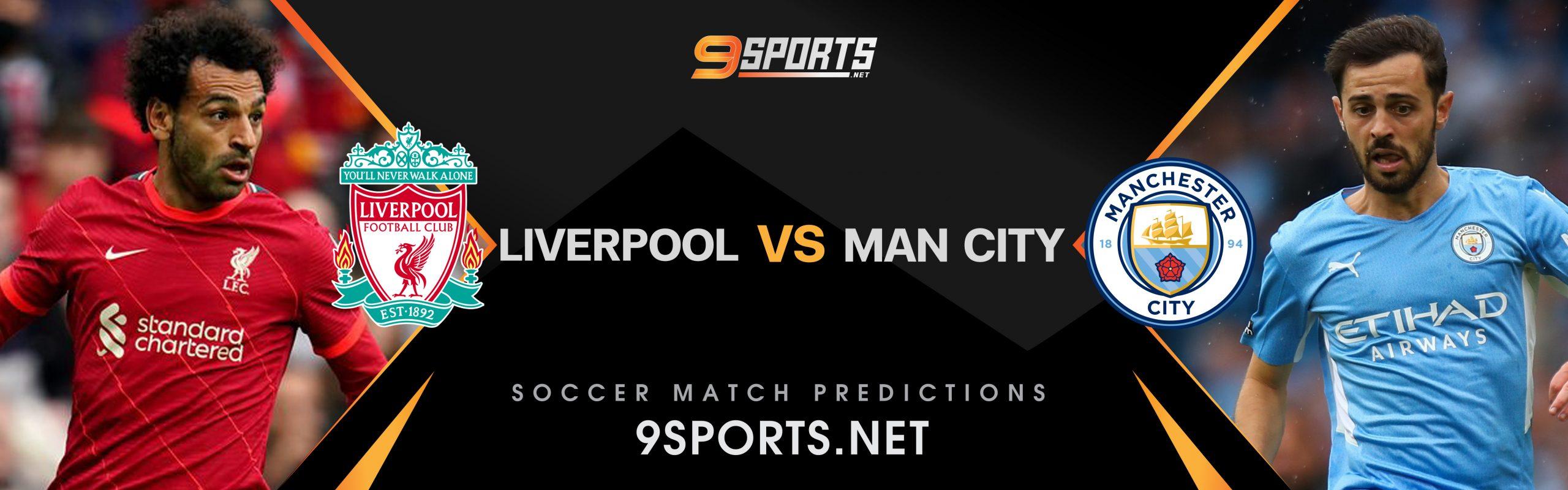 ทีเด็ดวิเคราะห์บอล 9Sports Premier League ลิเวอร์พูล VS แมนเชสเตอร์ ซิตี้