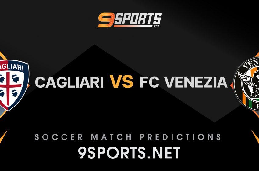 ทีเด็ดวิเคราะห์บอล 9Sports ITALY SERIE A กายารี่ VS เอซี เวเนเซีย