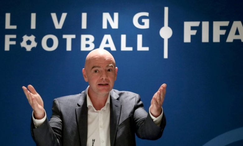 ประธานฟีฟ่า แย้มบอลโลกอาจขยับมาเตะ 2 ปี ครั้ง ยกตัวอย่าง ซูเปอร์โบวล์
